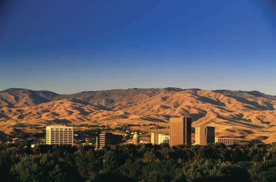 Boise, Idaho Reverse mortgage companies