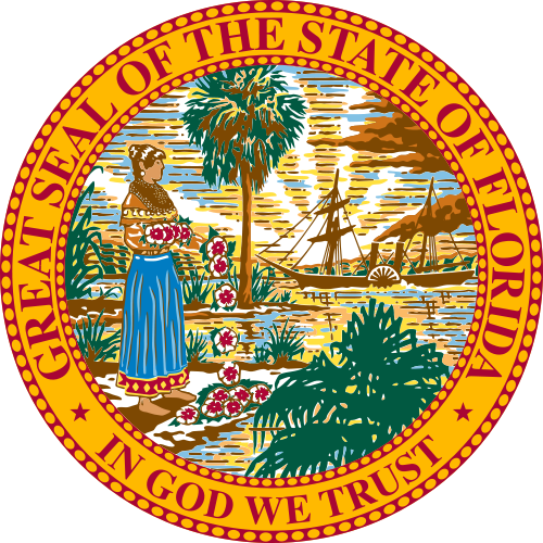 FL State Seal-Florida Reverse Mortgage solutions